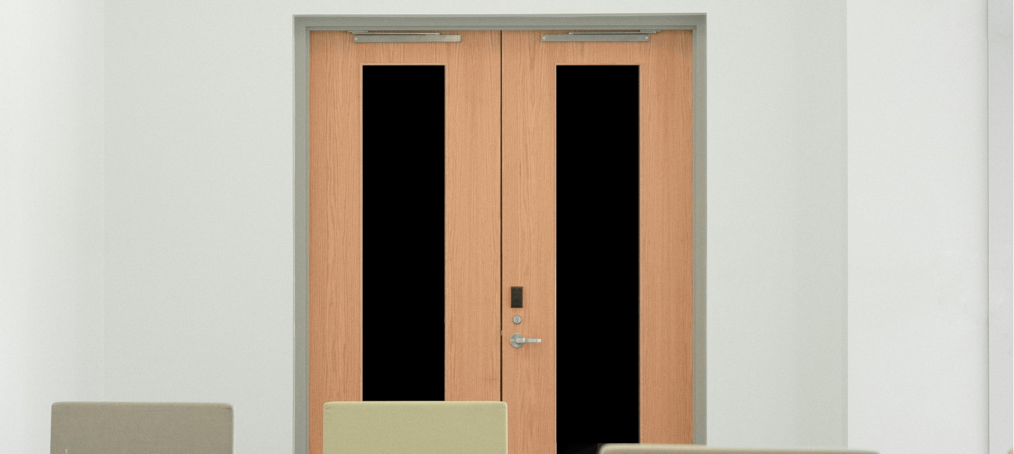 Vidaus durų gamyba